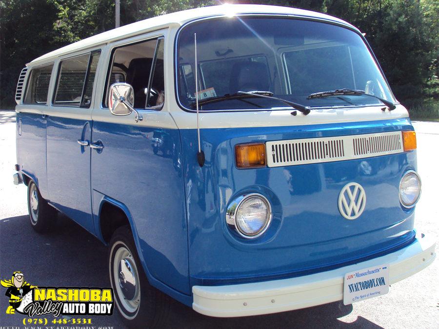 1973 Volkswagon Bus Restoration